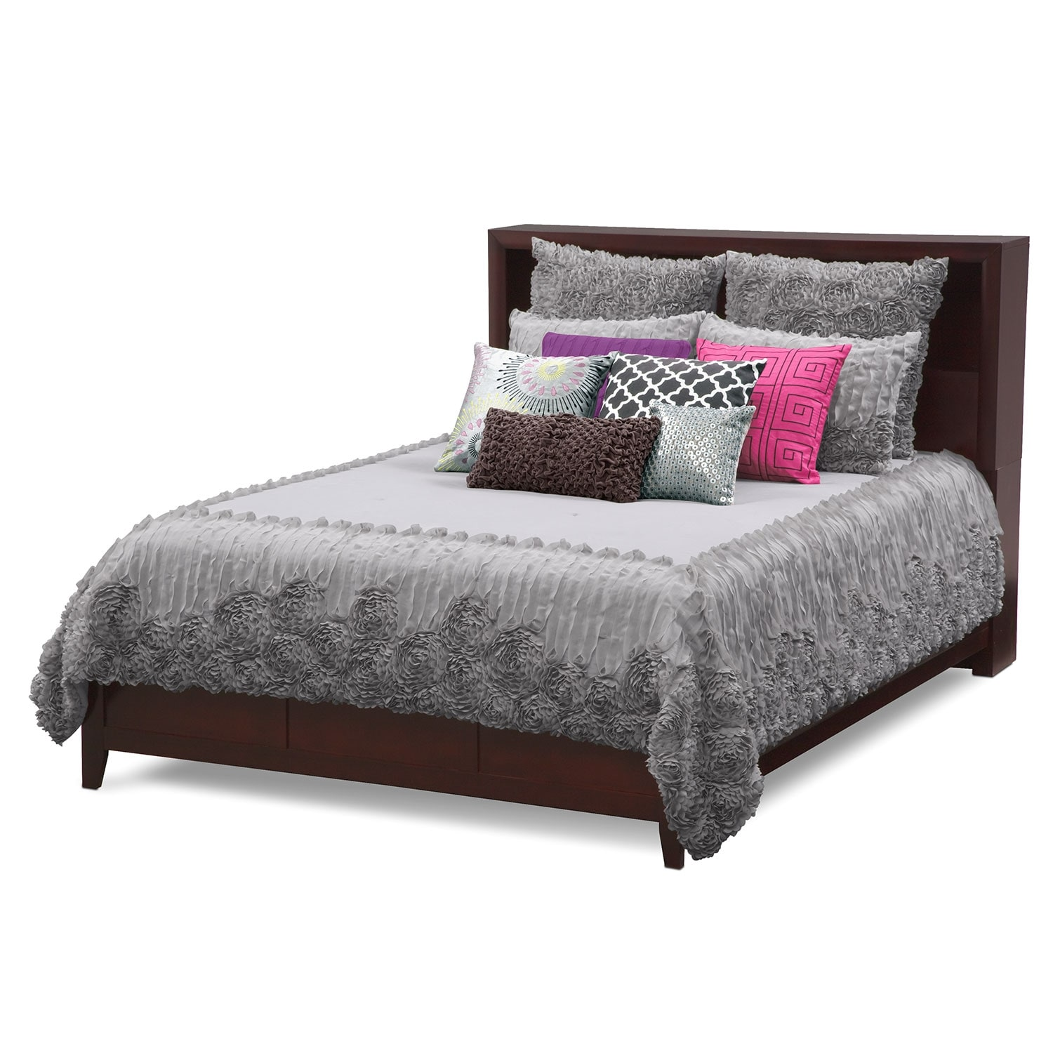 Accent and Occasional Furniture - Sweet Georgia II King Bedding Set