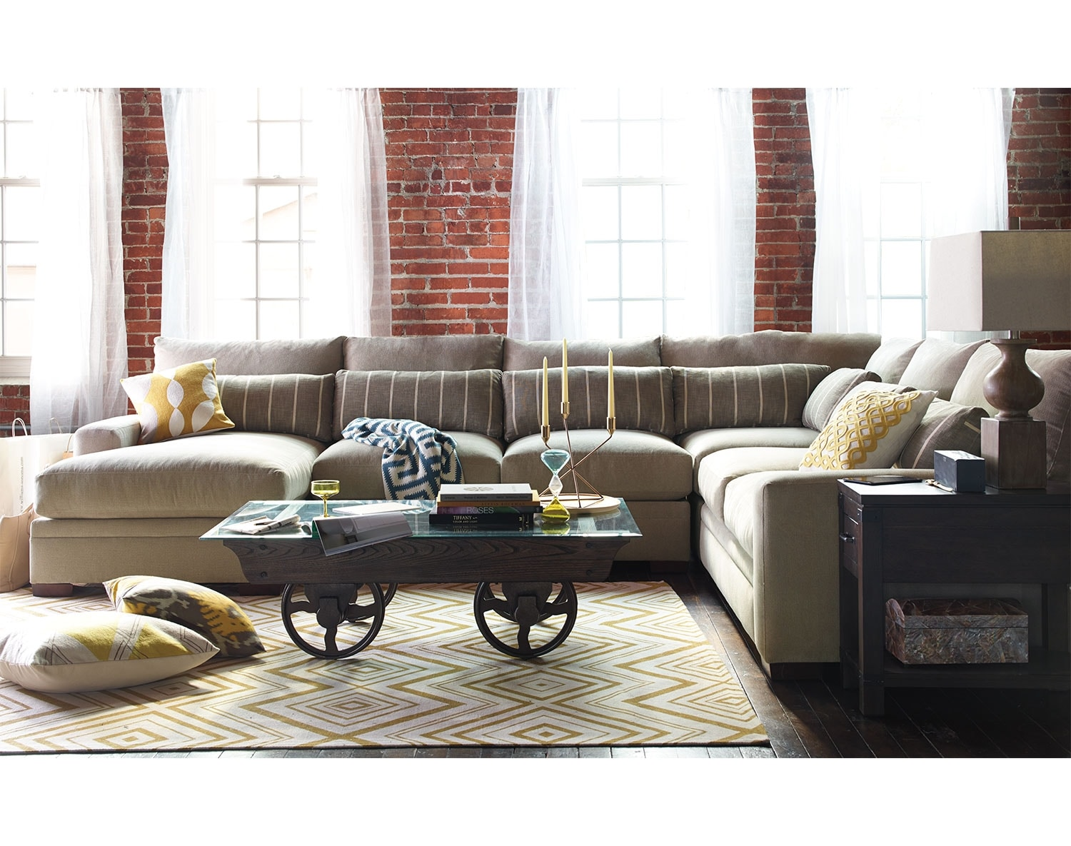 The Ventura Sectional Collection