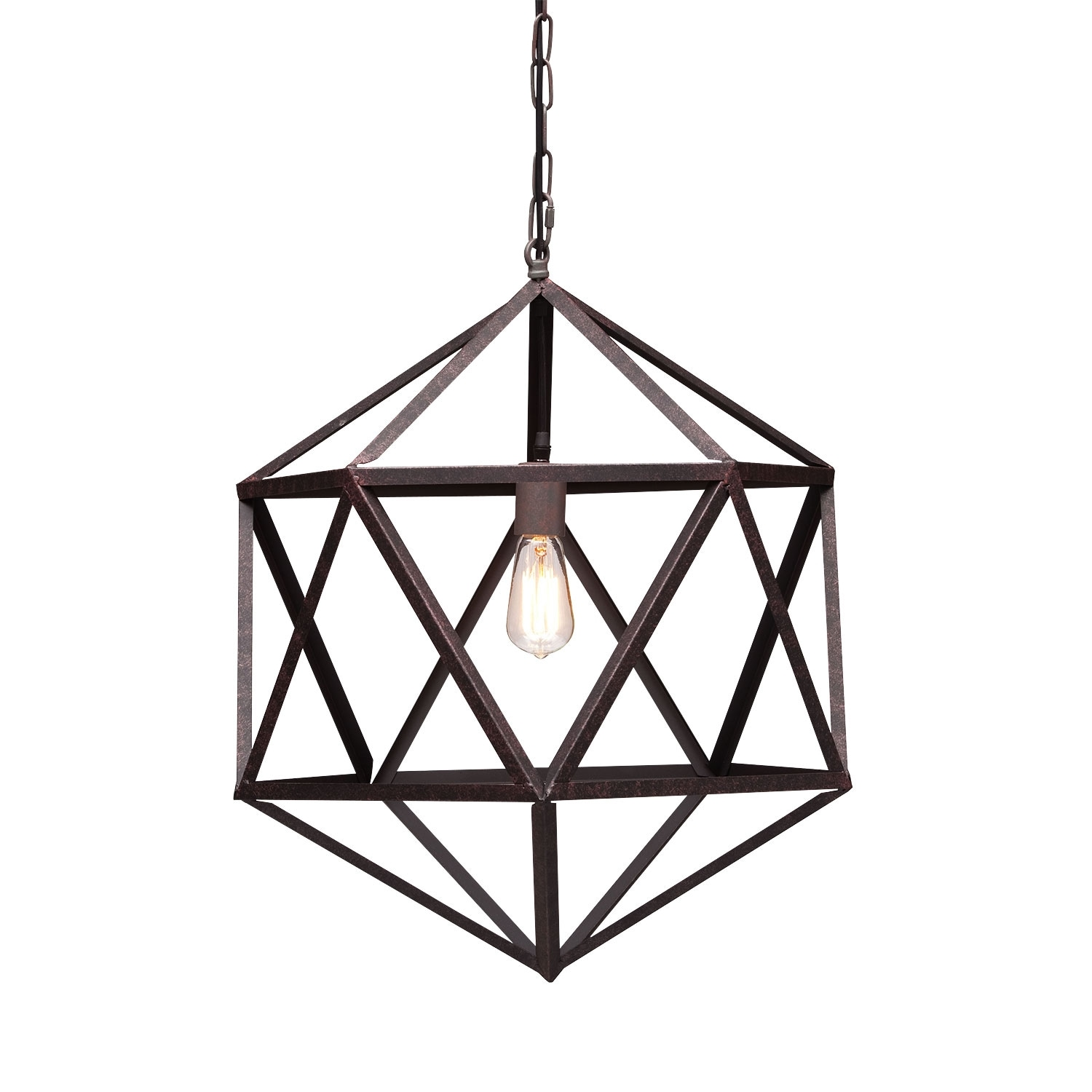 Home Accessories - Amethyst Chandelier