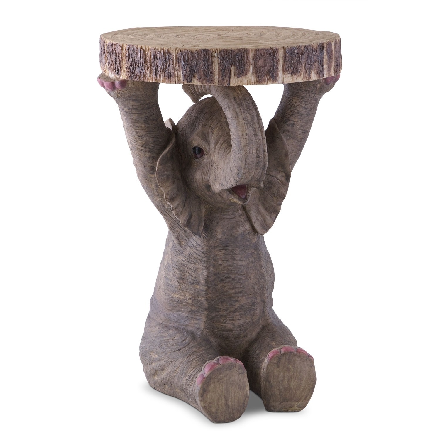 Accent and Occasional Furniture - Elephant Accent Table