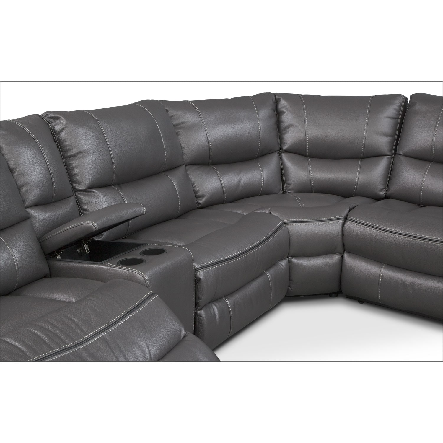 Click to change image.  sc 1 st  American Signature Furniture : sectional sofas orlando - Sectionals, Sofas & Couches