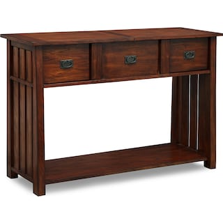 Tribute Sofa Table - Cherry