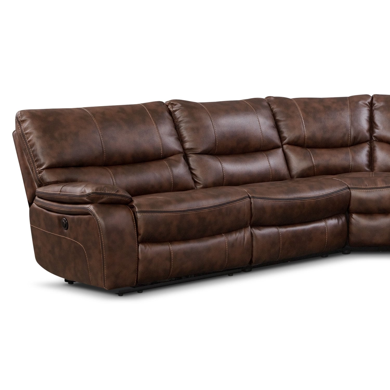 Orlando 5-Piece Power Reclining Sectional