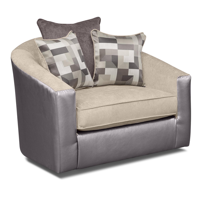 Montero II Swivel Chair
