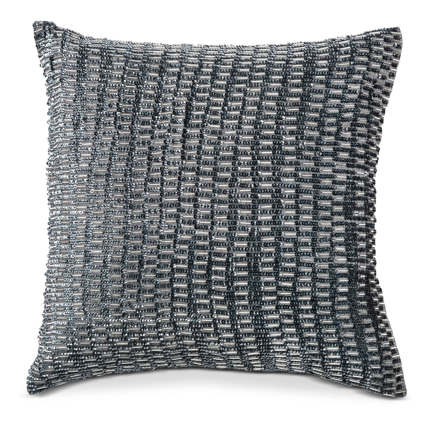 Maddy Beaded Decorative Pillow