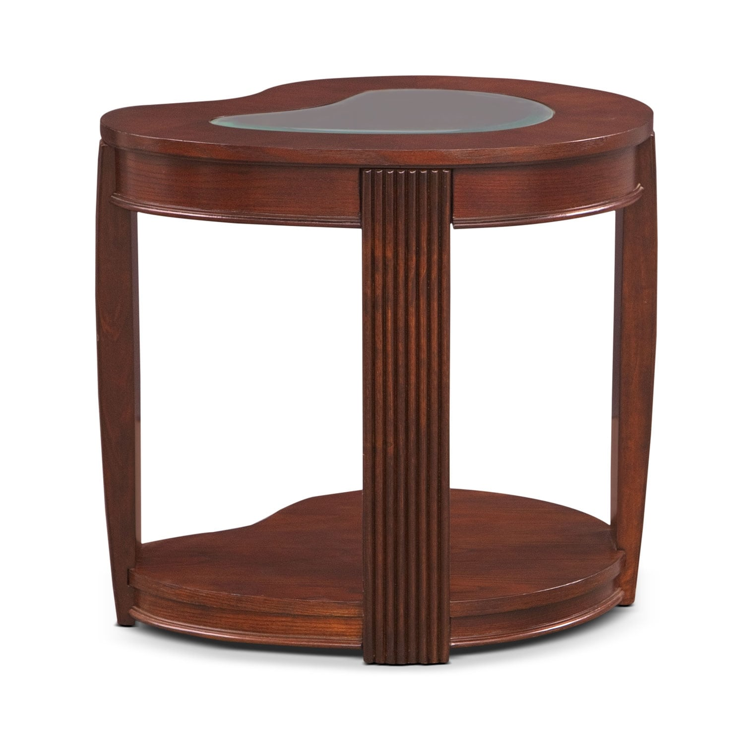 Accent and Occasional Furniture - Teardrop End Table