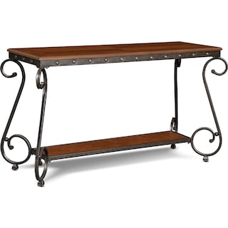 Calistoga Sofa Table - Cherry