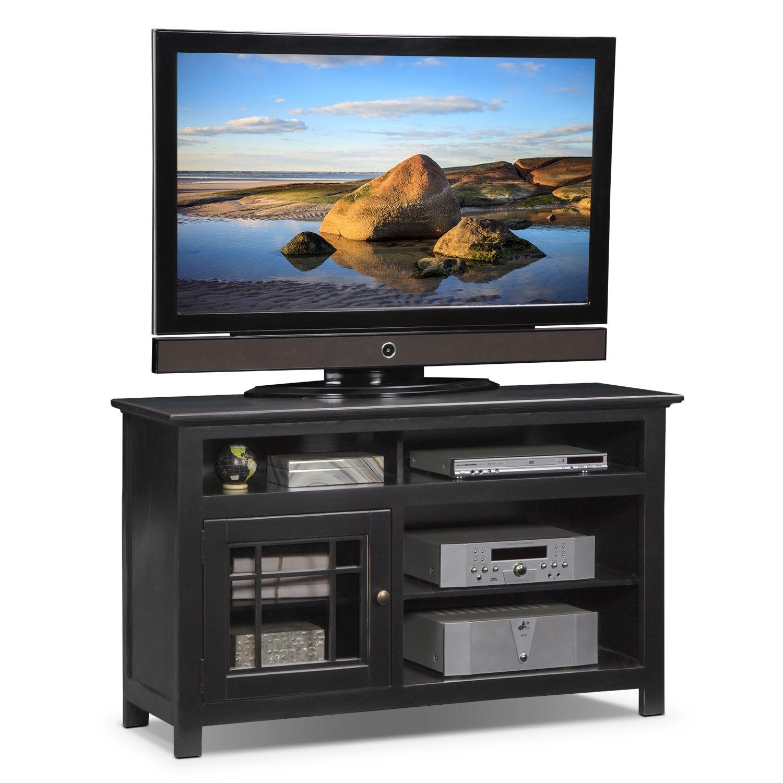 """Merrick 54"""" TV Stand - Black"""