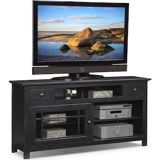 """Merrick 64"""" TV Stand - Black"""