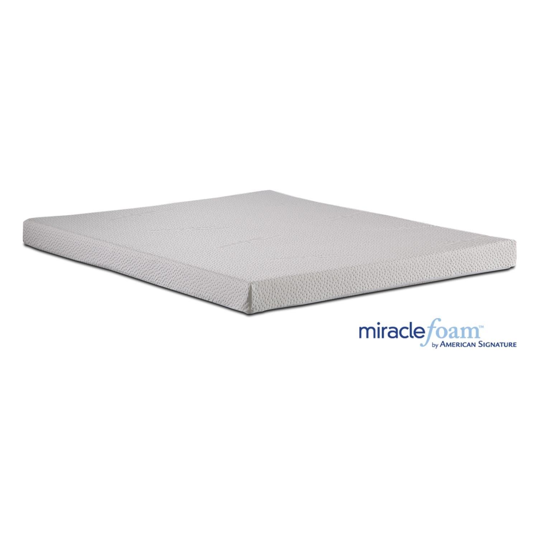 Mattresses and Bedding - Dreamer Full Miracle Foam Sleeper Sofa Mattress