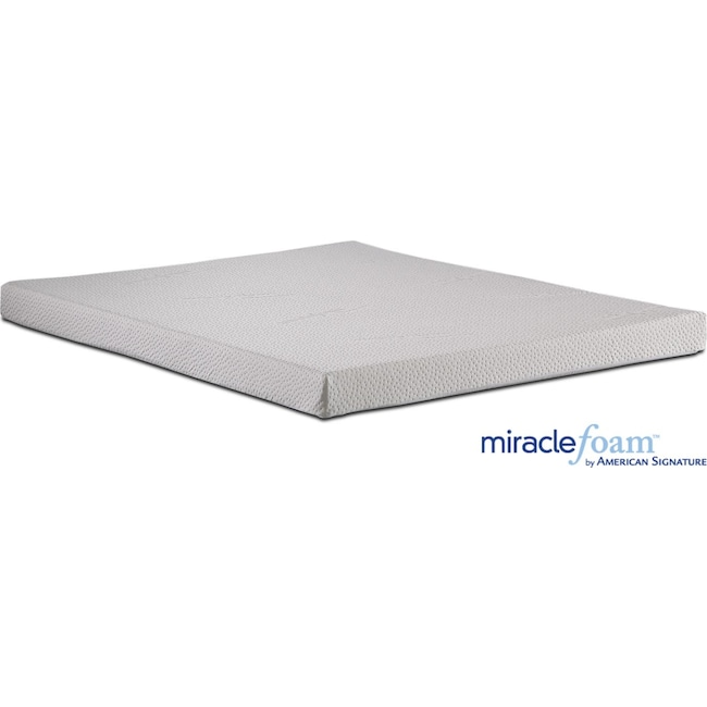 Mattresses and Bedding - Dreamer Full Miracle Foam Sleeper Sofa Mattress