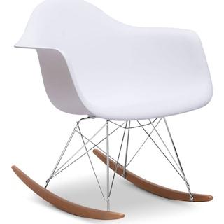 Empire Accent Chair - White