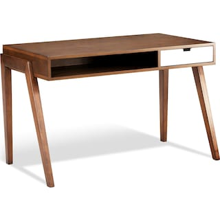 Bradford Desk - Walnut