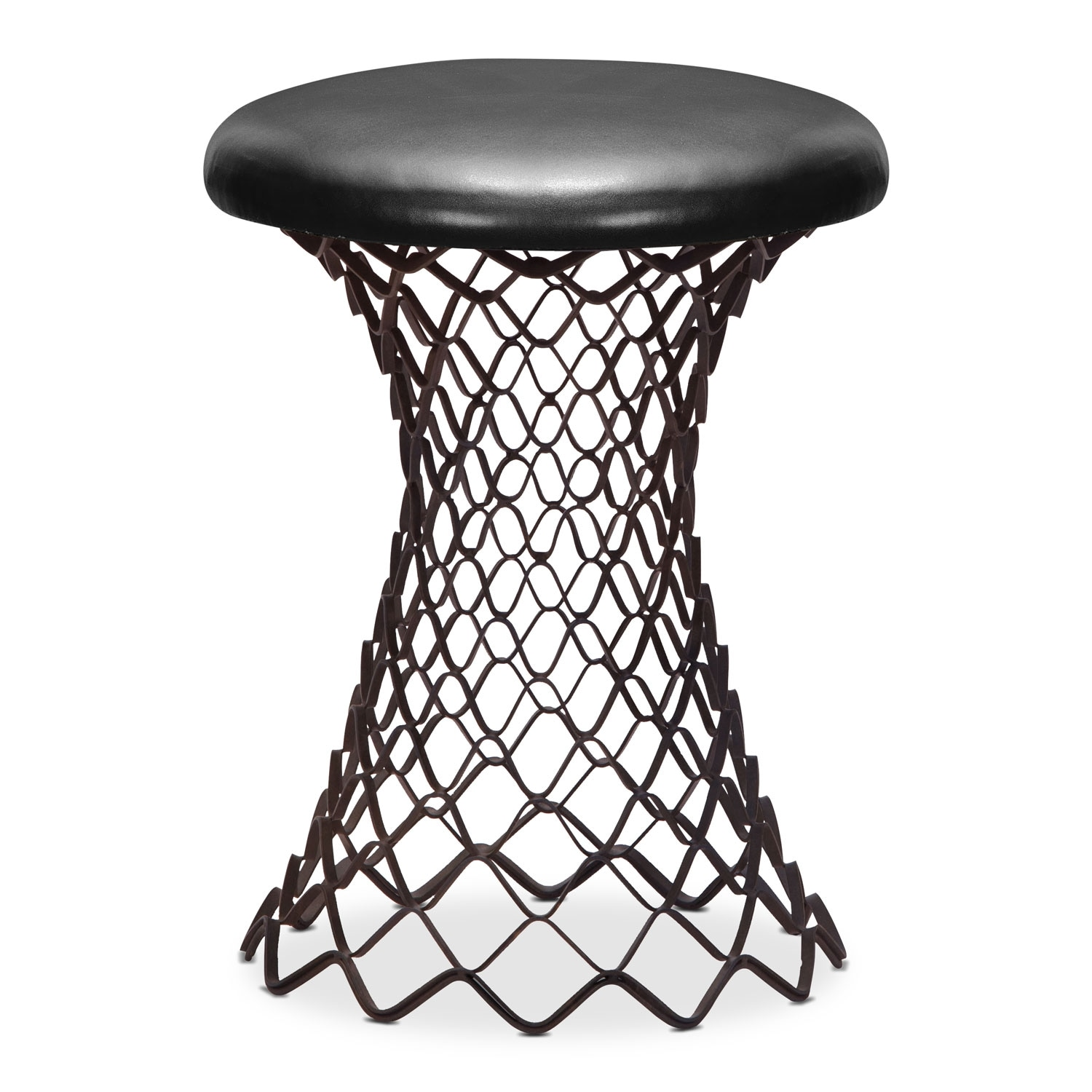 Accent and Occasional Furniture - Barrett Accent Stool