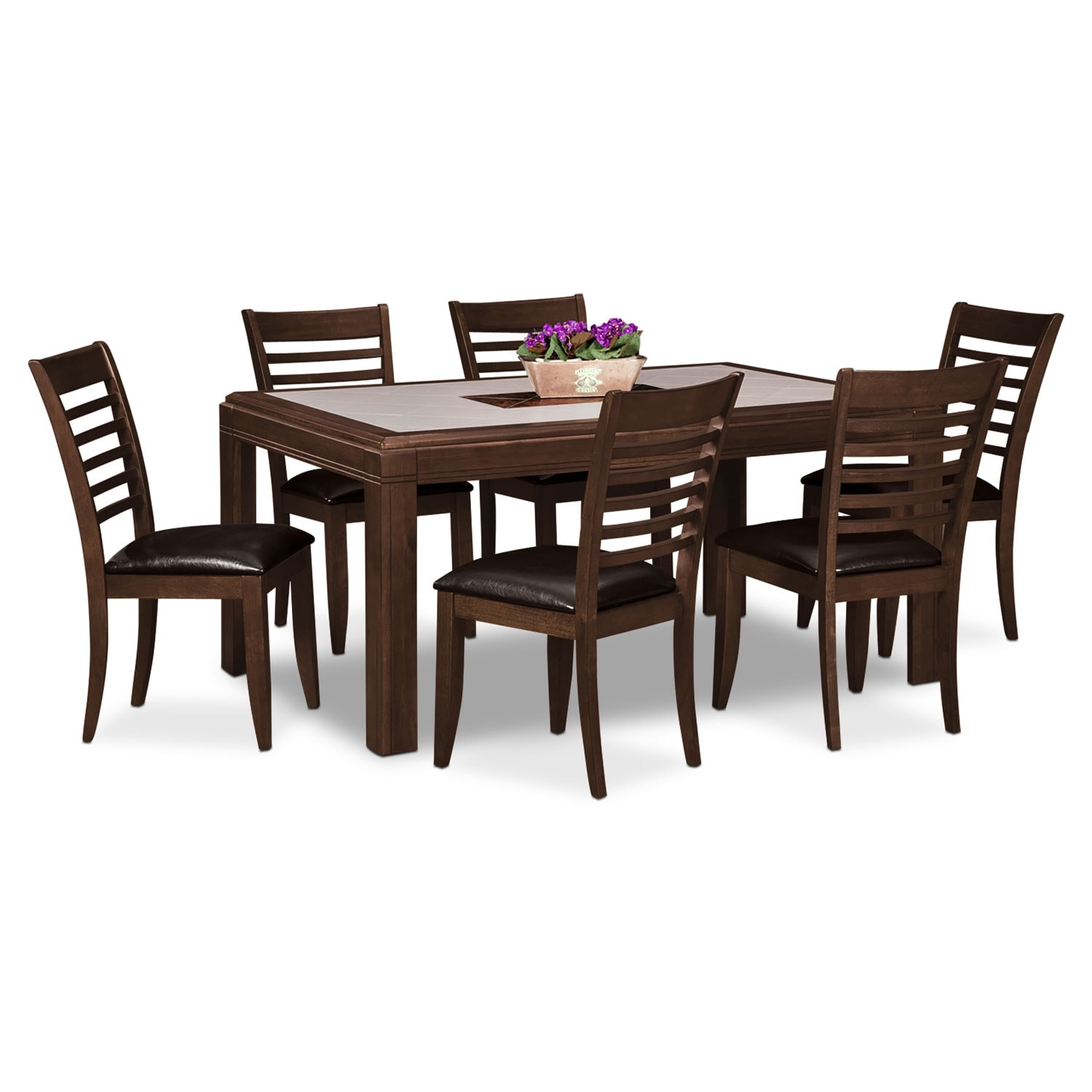 Deer Creek 7 Pc. Dinette