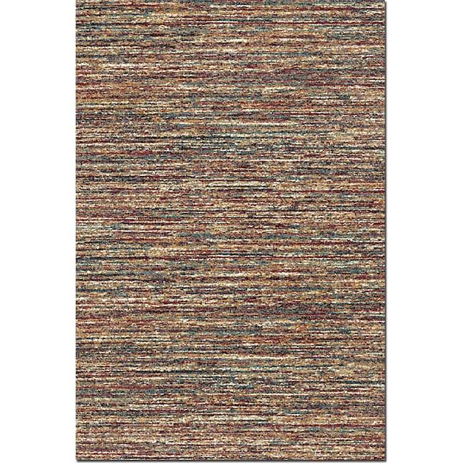 Rugs - Granada Red Area Rug (8' x 10')