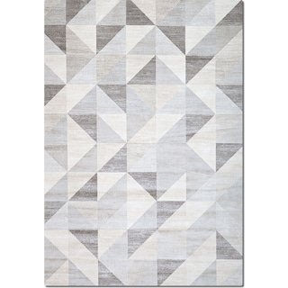 Sonoma Geo Triangles Area Rug (8' x 10')