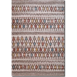 Granada 8' x 10' Area Rug - Triangles