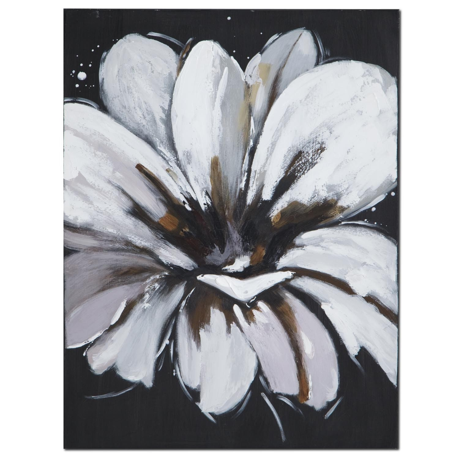 Home Accessories - Flower Blossom Canvas Print