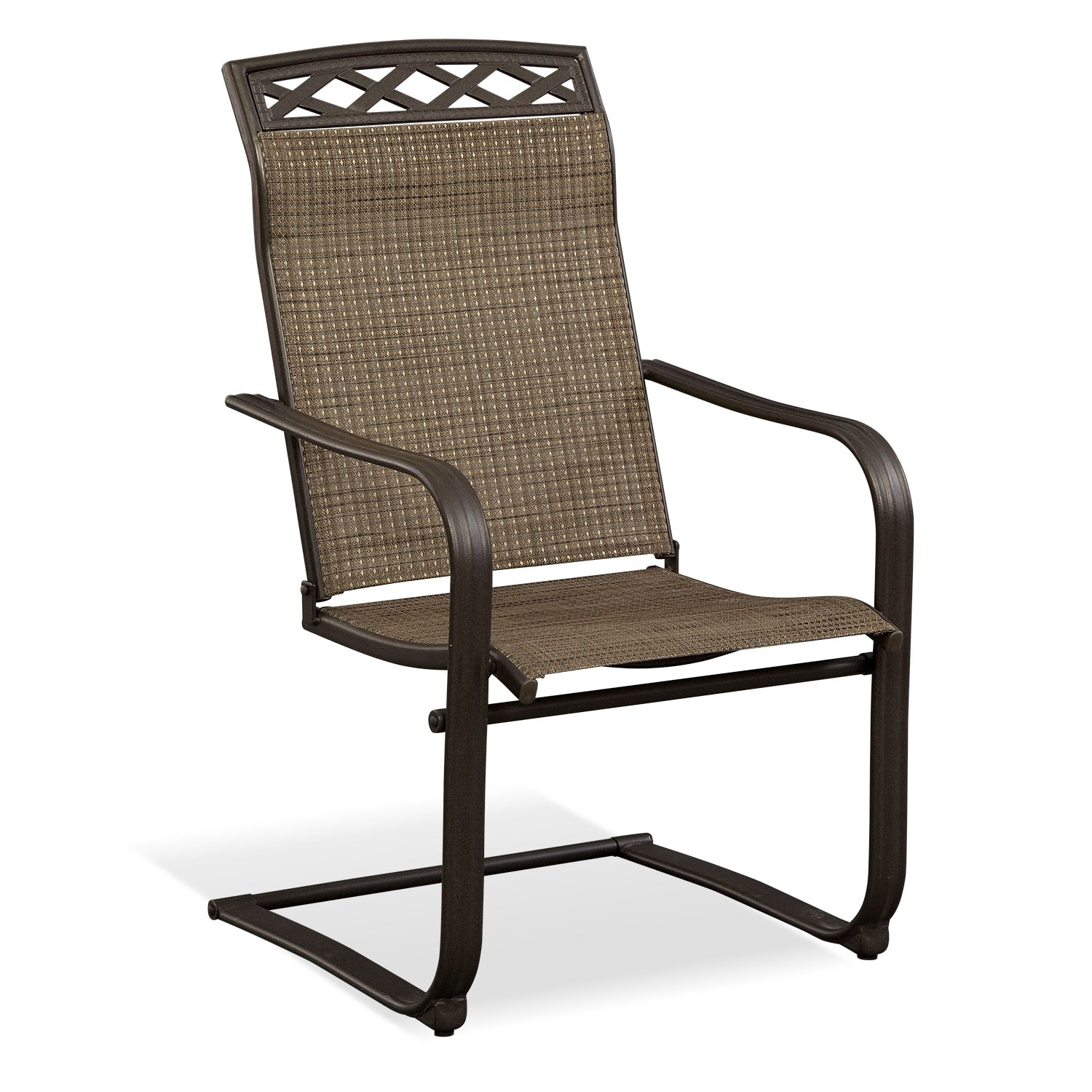 Outdoor Furniture - Terrace Spring Chair