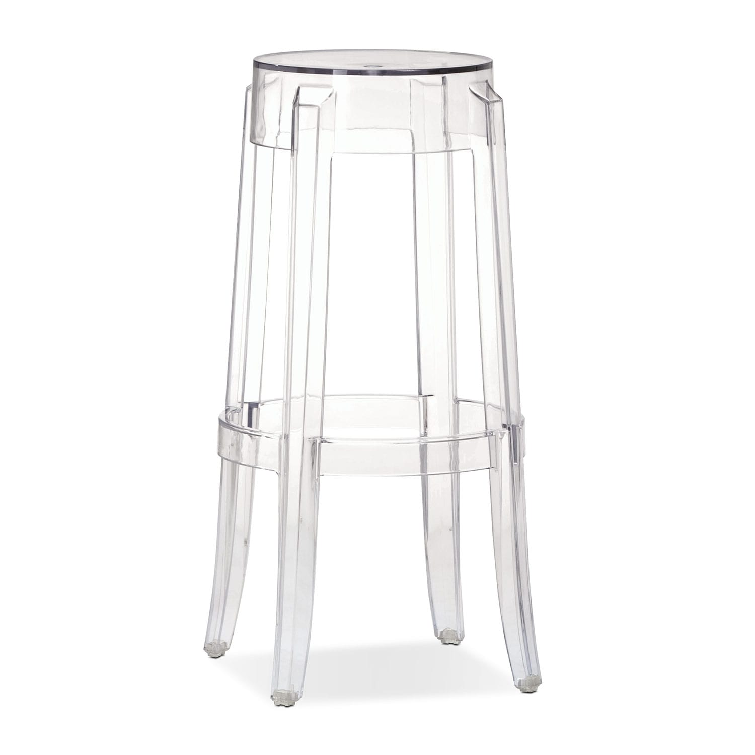 Dining Room Furniture - Lucid Barstool - Clear
