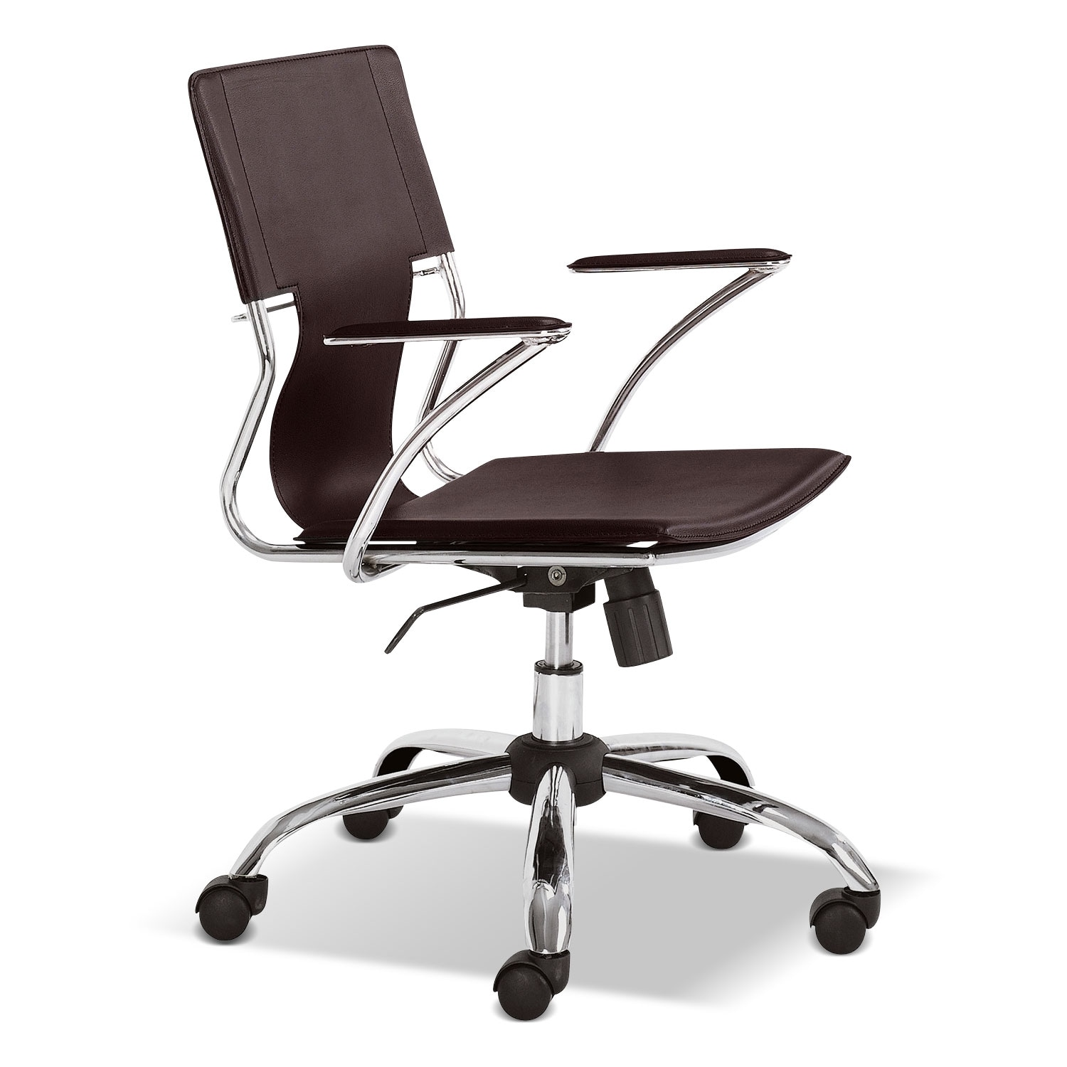 Home Office Furniture - Crowley Office Arm Chair