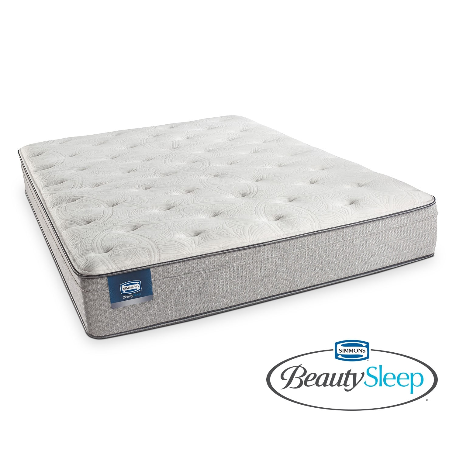Mattresses and Bedding - Canal St. Plush Twin XL Mattress