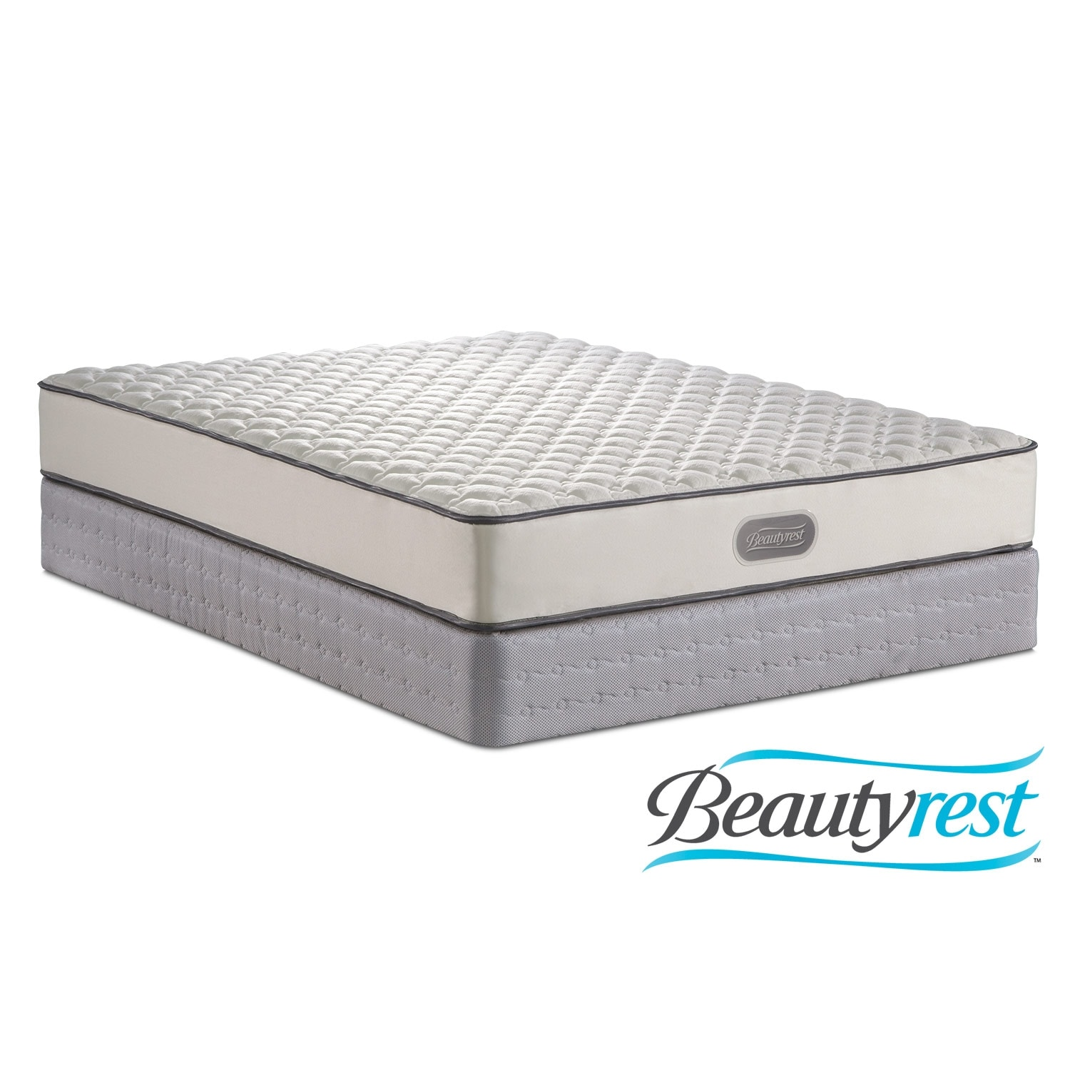 Fox Hills Twin Mattress/Foundation Set