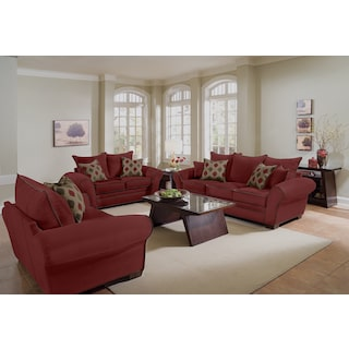 The Rendezvous Collection - Wine