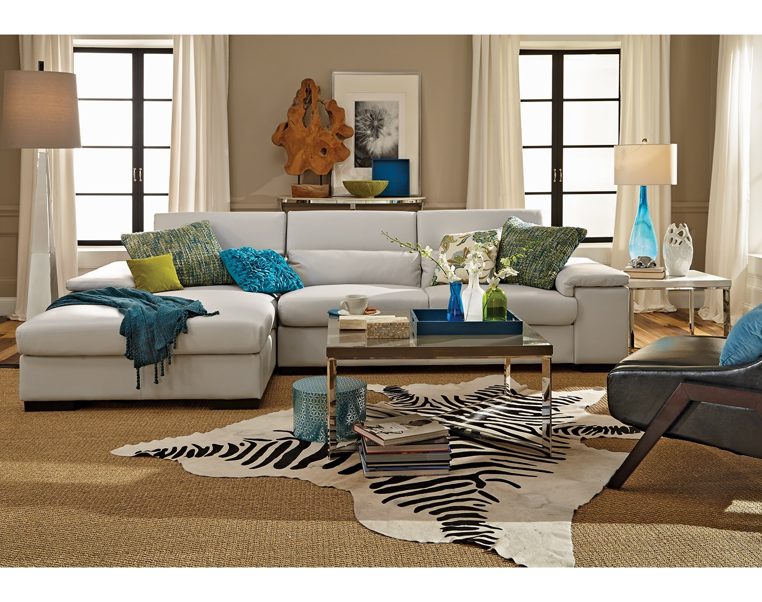 The Ventana Collection American Signature Furniture. American Signature Furniture