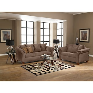 The Adrian Collection - Taupe