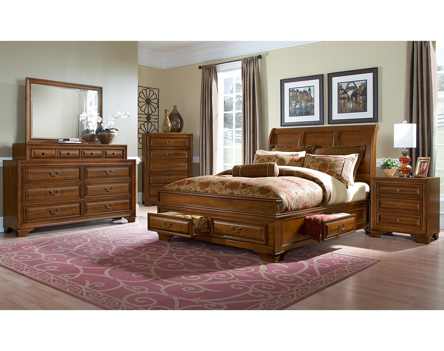 Best Selling Bedroom FurnitureAmerican Signature Furniture