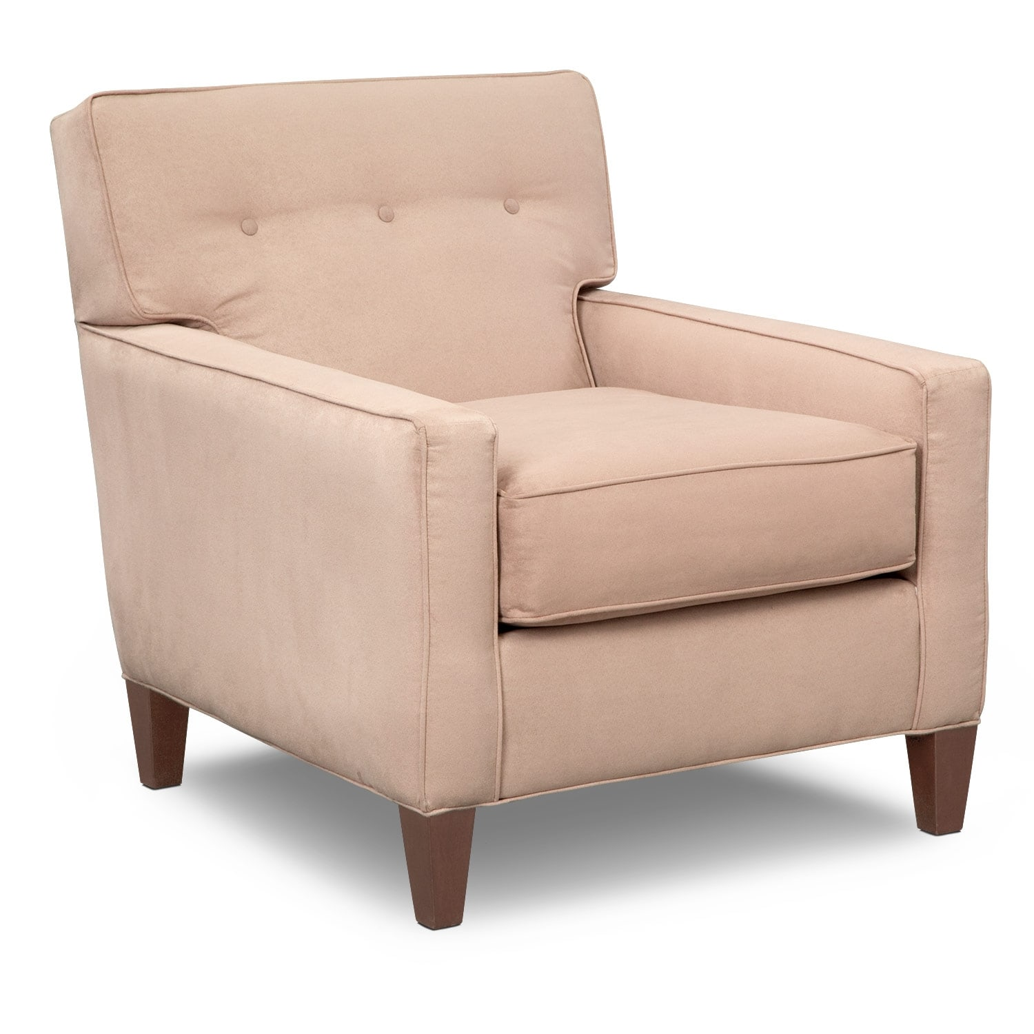 Living Room Furniture - Soho II Accent Chair