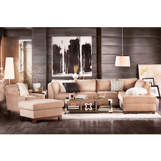 Best-Selling Living Room Furniture | American Signature Furniture
