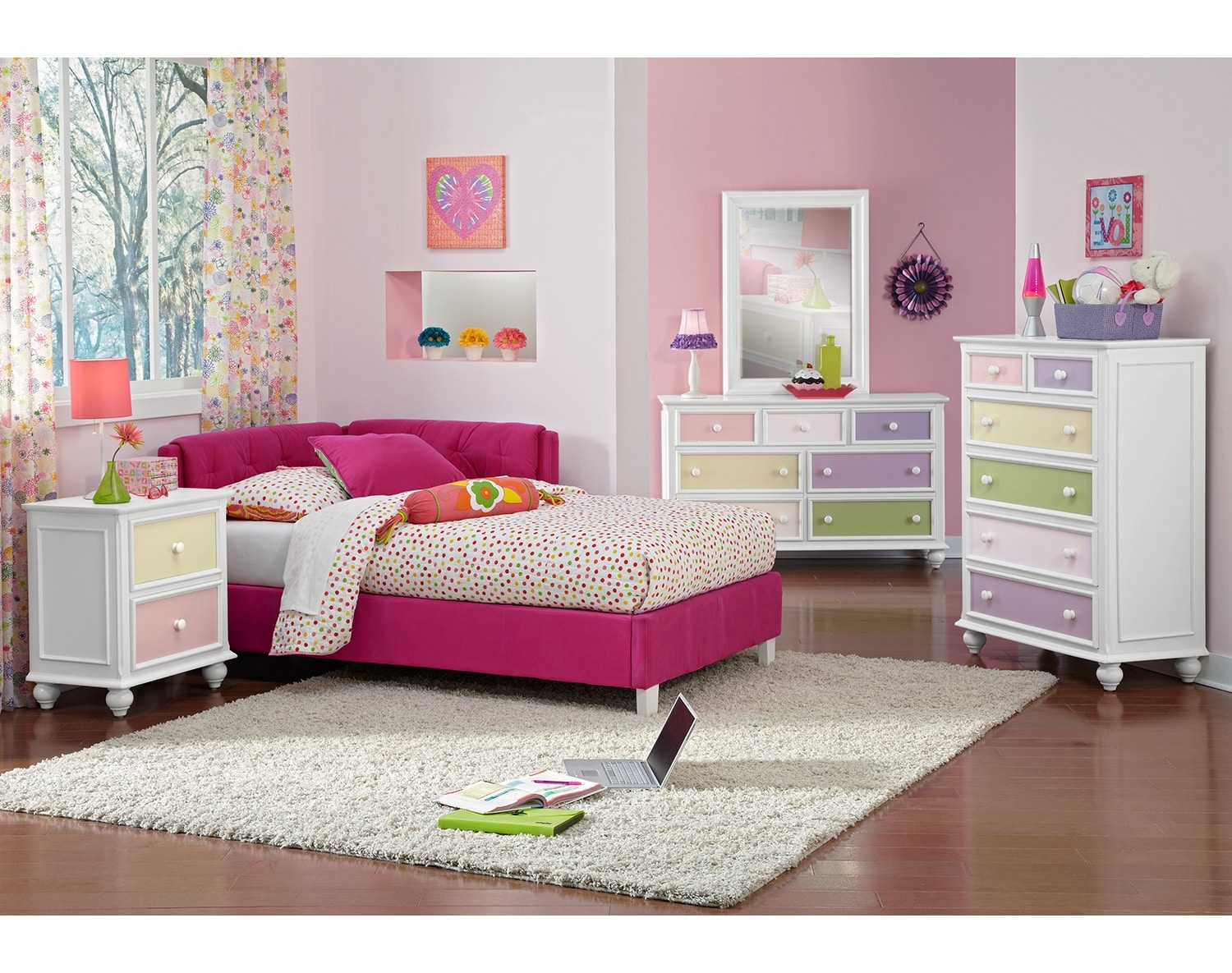 Kids Bedroom Furniture Shop Kids Bedroom Furniture American Signature Furniture