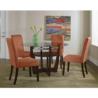 The Alcove Collection - Orange