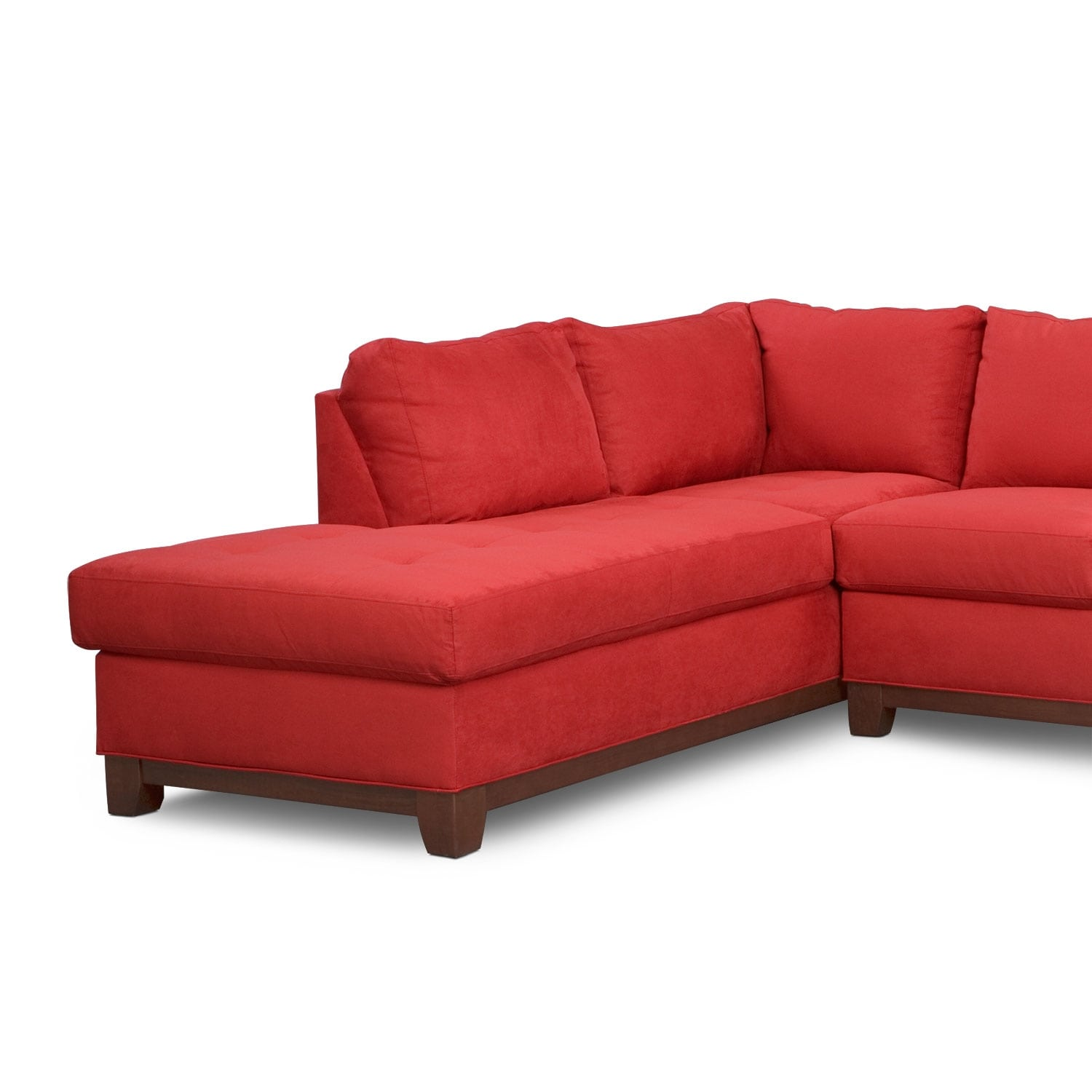 2 Piece Sectional Sofa With Chaise hmmi