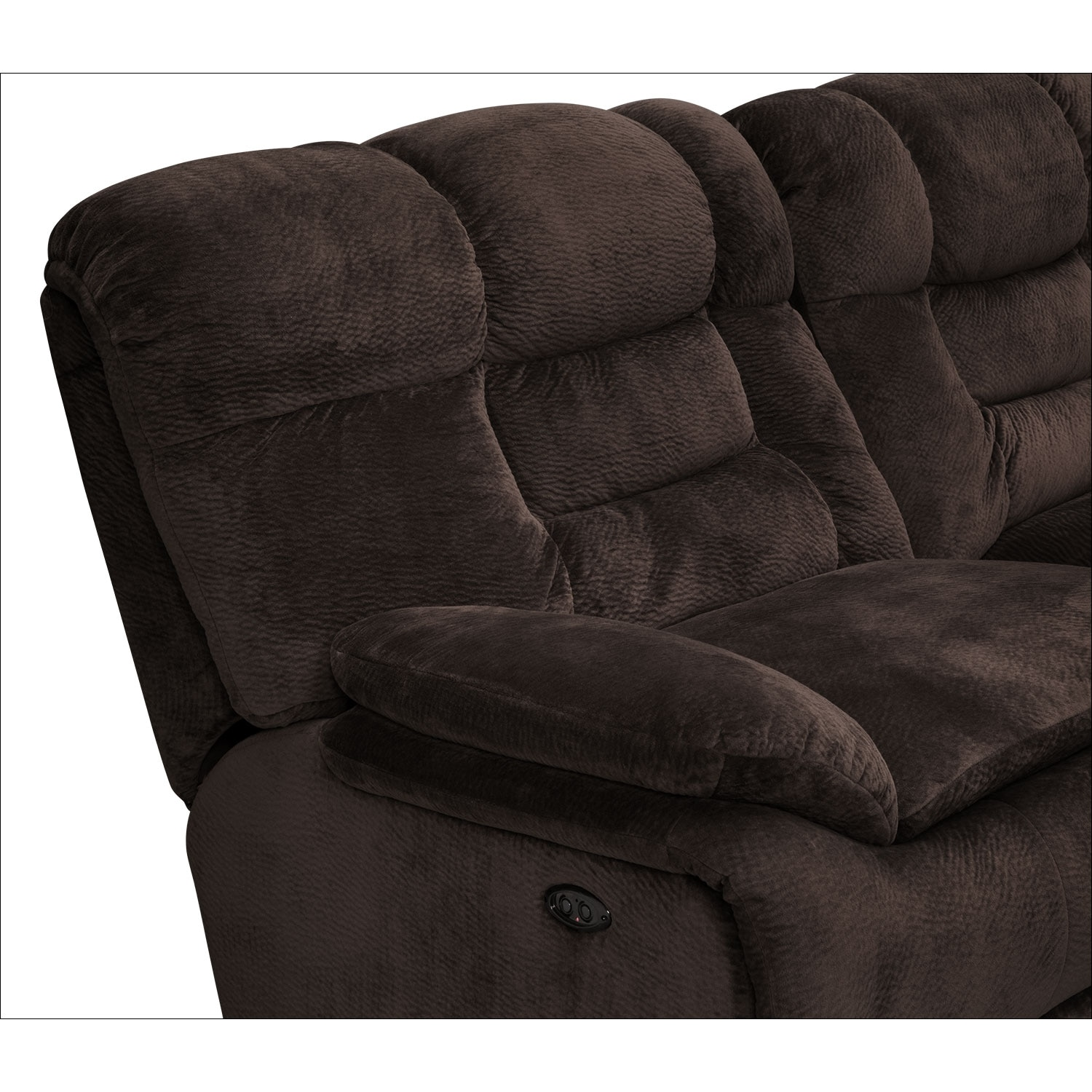 Big Softie 6 Piece Power Reclining Sectional with Right Facing