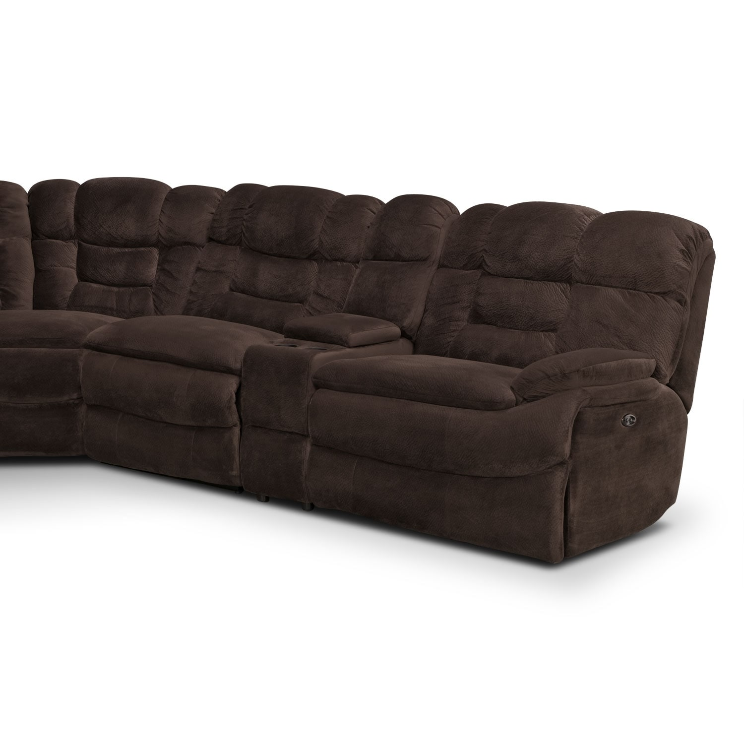 Click to change image.  sc 1 st  American Signature Furniture : one80 sectional - Sectionals, Sofas & Couches