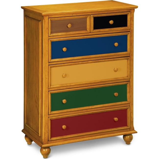 Bedroom Furniture - Colorworks Chest