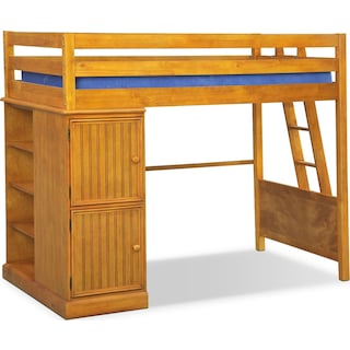 Colorworks Loft Bed