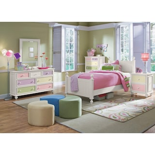 The Colorworks Collection - White