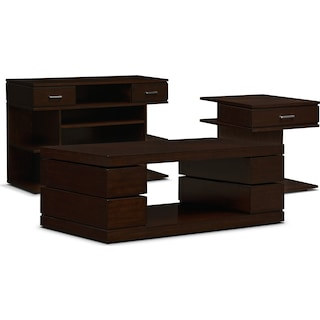 The Prestige Collection - Brown