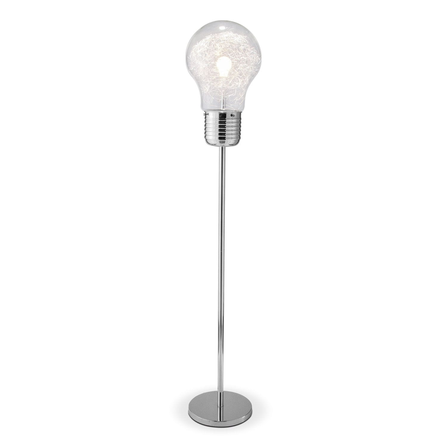 Light Bulb Floor Lamp