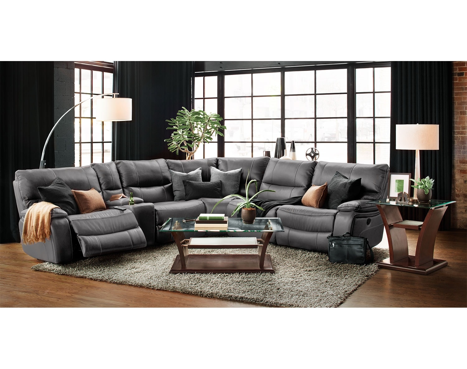 The Orlando Collection   Gray