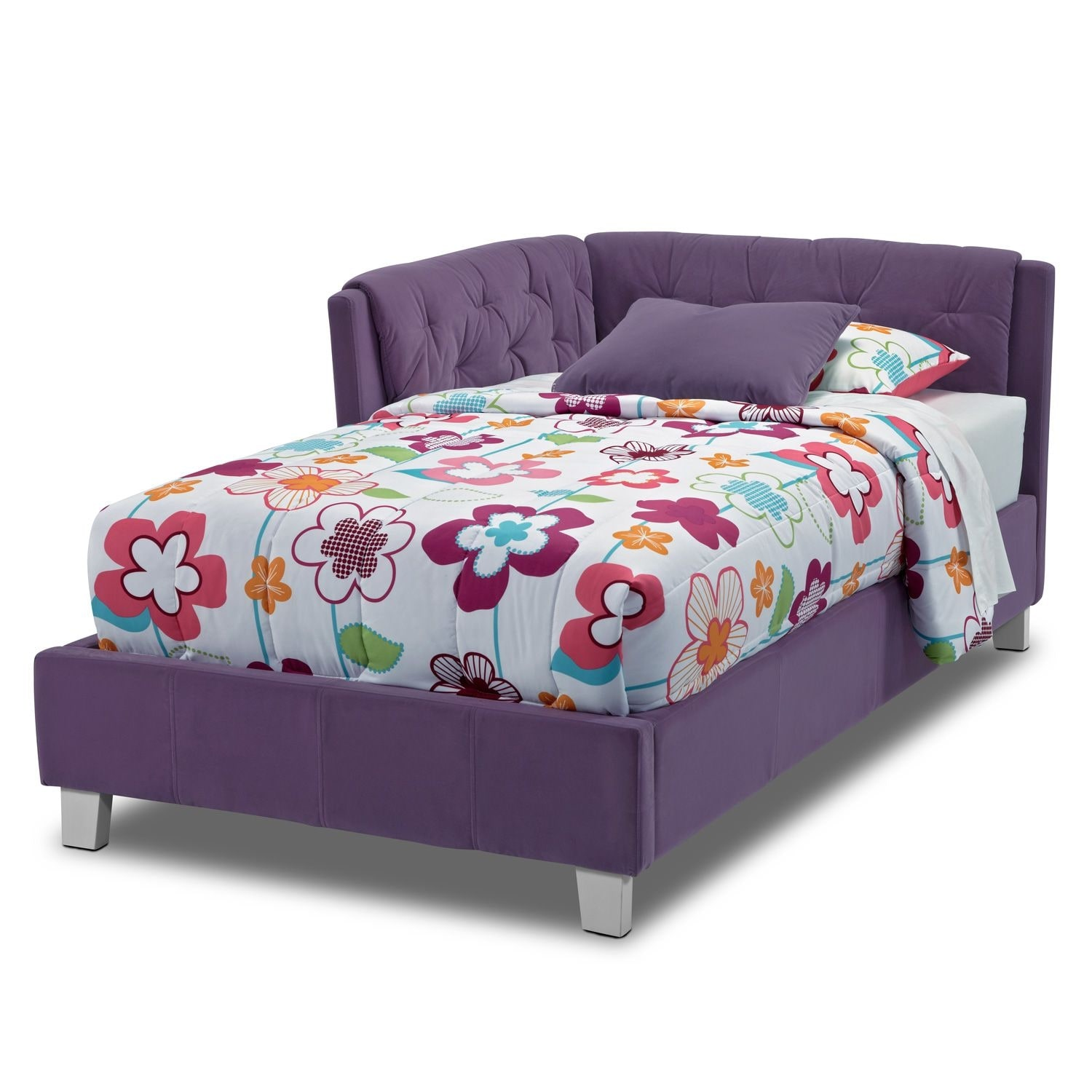 dp teen comforter bedding ultra purple bedroom com zone set soft mi floral amazon bed girls sets full for size home riley queen microfiber piece