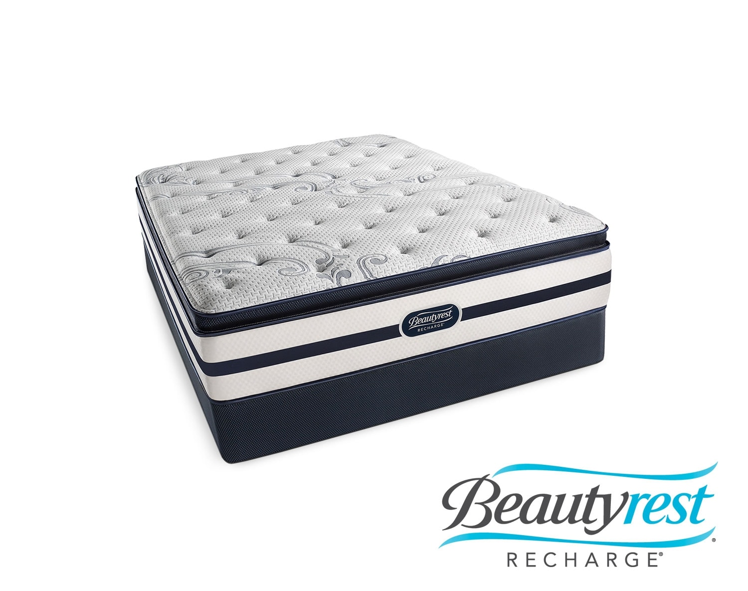 The Alisa Plush Mattress Collection