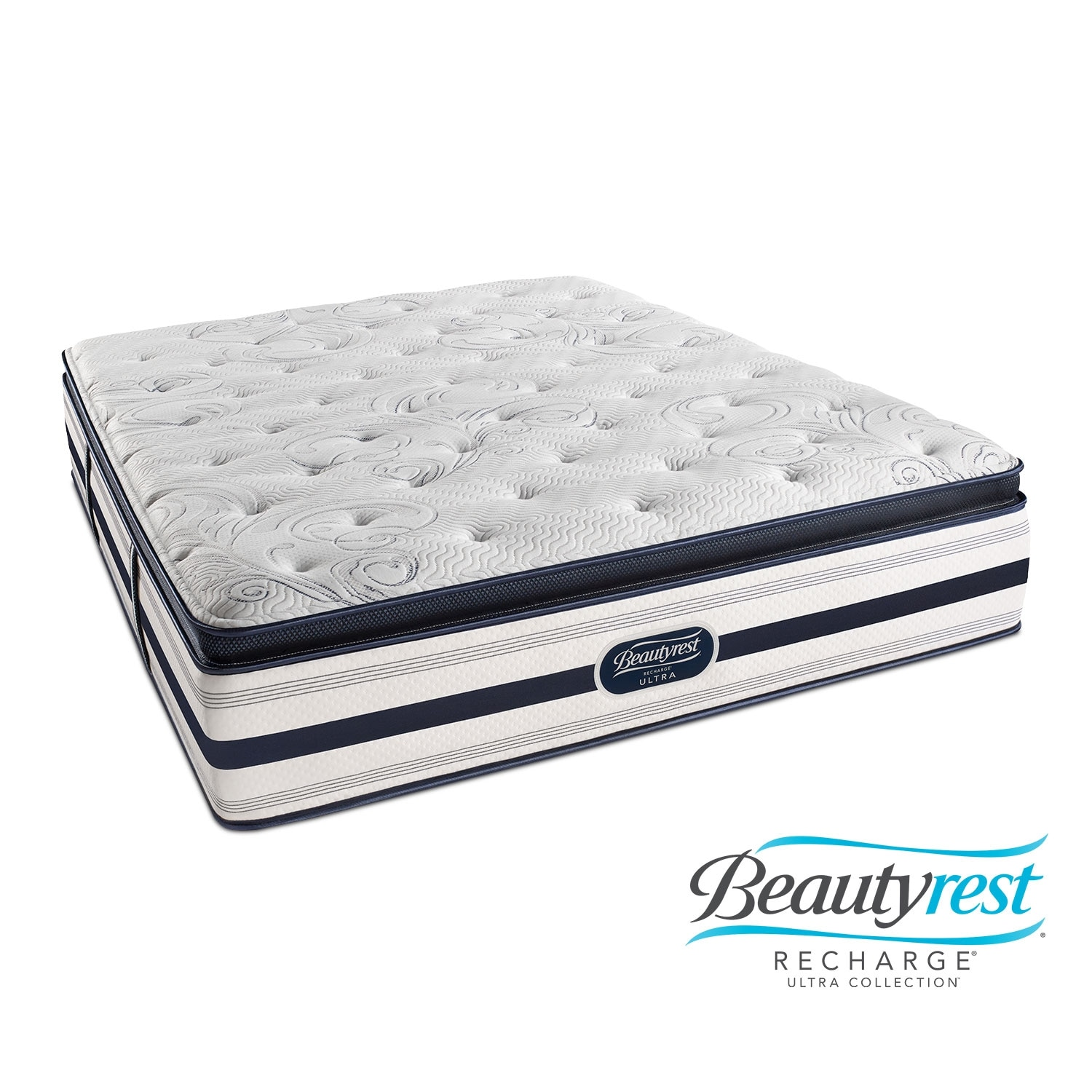 Mattresses and Bedding - Cerise Luxury Firm PT Queen Mattress