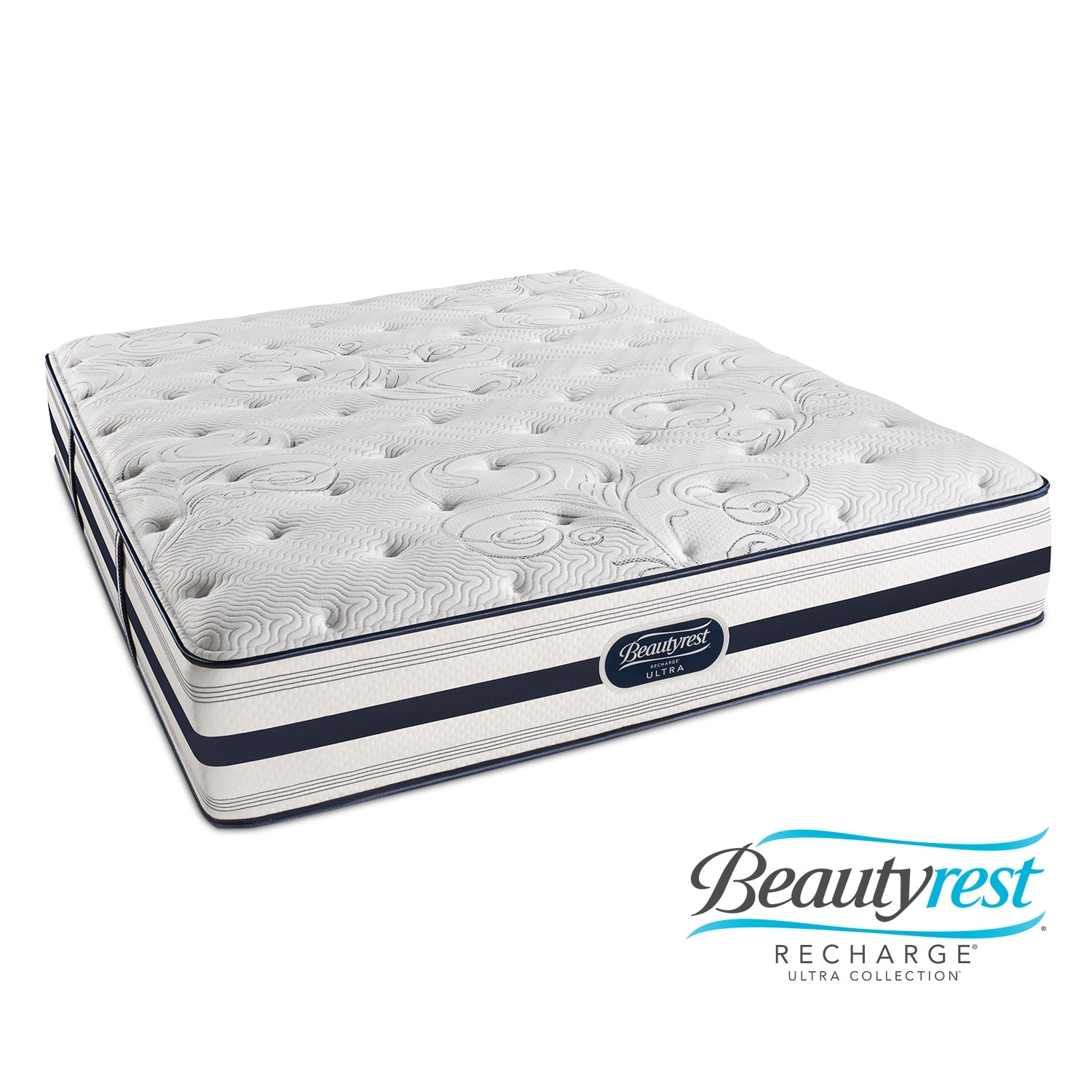 Mattresses and Bedding - Cerise Plush Twin Mattress