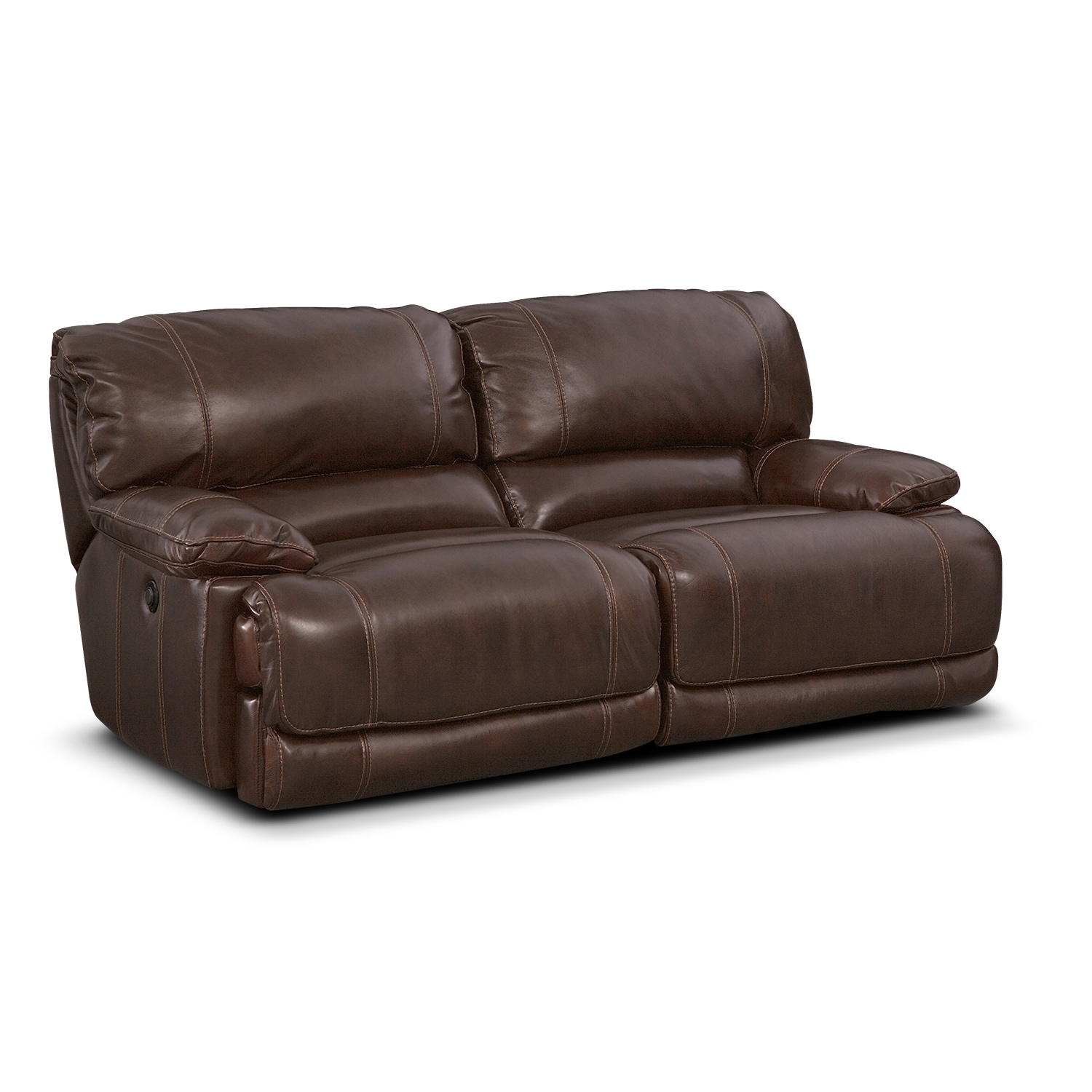 Living Room Furniture - St. Malo 2 Pc. Power Reclining Sofa